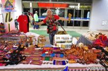 Barracas de productos latinoamericanos