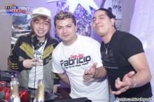 Djs Heltin, Fabricio y Mike