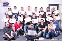 Participantes e instructores de la Academia U-TEAM