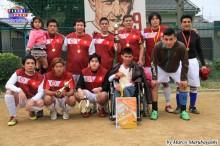 Peña crema, equipo campeón