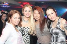 Lindas chicas dieron más alegría a la fiesta