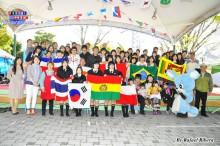 Organizaores y personal del Wai Wai Matsuri