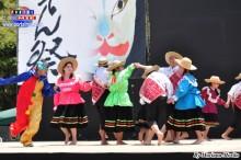 Carnaval, alegre danza típica de coloridos trajes