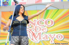 Diva Fabiola Jaramillo, cantante mexicana