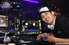El argentino DJ X