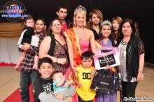 Amigos y familiares celebraron el triunfo de Maria José y Namie