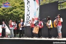 Grupo folclórico Pachamama interpretando Sariri del Ande