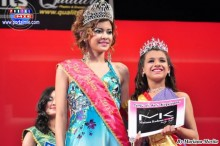 La carismática Namie Inagaki ganadora de New Face Latina