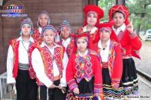 Valicha, danzada por los niños del Grupo Illariy del Perú
