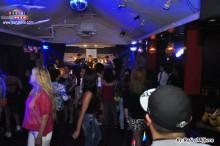 El público bailo toda la noche