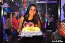 vivian festejo su cumpleaños junto a sus amigas