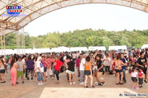 2013.07.28 Fiesta Patria Alrededor de 500 peruanos festejaron Fiestas Patrias en Hamanako