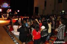El auditorio vibró con la música de Gianmaraco