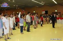 publico aprendiendo a bailar la marinera