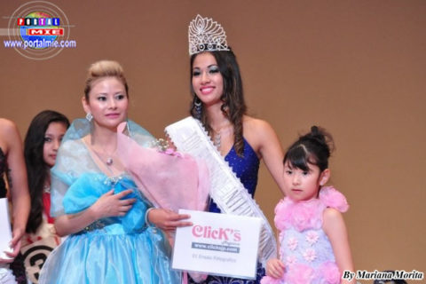 Jessika Natsue Takara ganadora del Top Fashion International
