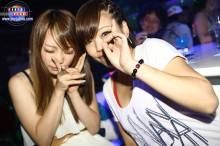 Foam Party Night Club Gotica