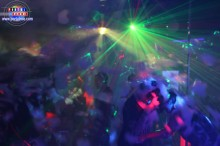 Foam Party Night Club Gotica