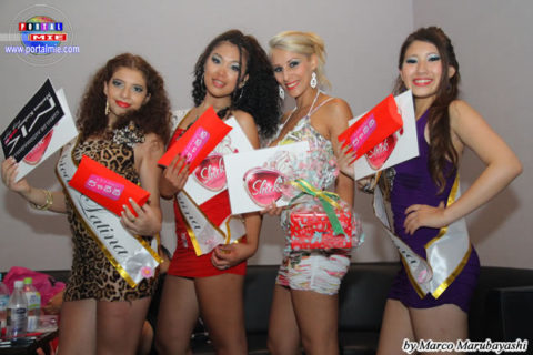 kaory, micky, maria jose y paola, las semifinalistas