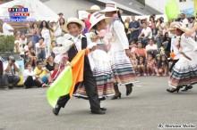 Carnaval Arequipeño por el grupo Alegría