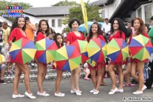 Danza Frevo por el grupo Brasilidade