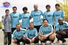 El equipo Amigos de André  logró el tercer puesto.
