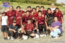 El equipo COA FC ocupó el segundo lugar.