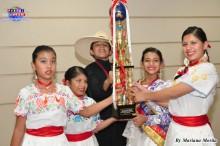 Grupo Sentimiento Peruano, Campeones en Coreografía