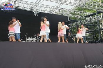 Presentaciones de diversas danzas de Brasil A2, Forró Mania y Núcleo de Danza
