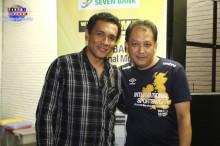 Cristian Saldanha y Julio Murakami