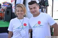 Edna Honda y Dj Fabricio