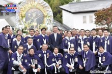 Hermandad del Señor de los Milagros en Hamamatsu