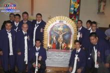 Hermandad del Señor de los Milagros en Komaki