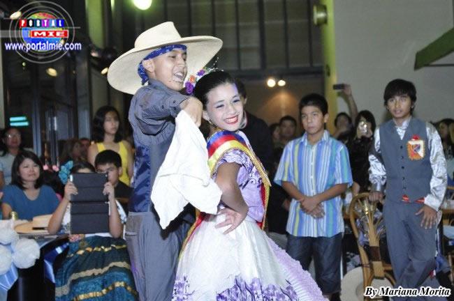 Los Campeones de Campeones Lucas Esteves y Namie Inagaki