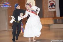 Una emotiva danza de los campeones  Lucas Esteves y Elleni Lagouri