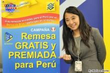 Campaña de Remesa Gratis y Premiada a Perú.