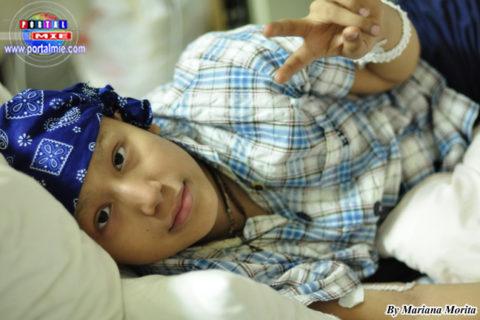 El Campeón Lucas Esteves atraviesa por la cuarta quimioterapia, agradece a todos por su colaboración.