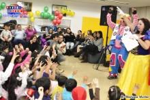 Los niños envían energías positivas al niño Campeón Lucas, quién padece de cáncer.