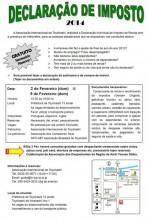 Declaración de Impuesto 2014