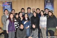 Organizadores y participantes
