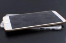 Imágenes no oficiales de cómo sería el iPhone 6 según Sonny Dickinson.