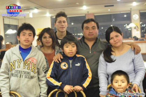 Familia de Marisol