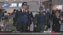 Japón envía un equipo de socorro a Malasia para colaborar en la búsqueda del avión desaparecido