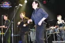 Niko Nunumura y la Big Band de Japón.