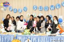 Una entretenida fiesta de Baby Shower