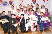 Academia Sol y Luna campeonó en 4 categorías destacando la familia Suhara.