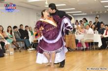 Ana y José Suhara Campeones Senior