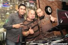 Djs. Checho, Alessandro e Sherek