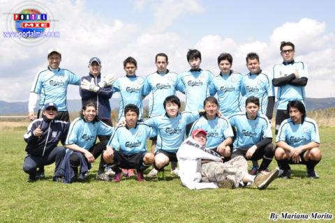 Equipo Finalista Los Amigos de André