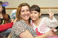 Camila y su madre, cargadas de Felicidad!!!