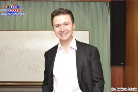 Máster Coach Prof. Joao Alexandre C. Borba